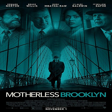 دانلود فیلم بروکلین بیمادر - Motherless Brooklyn 2019