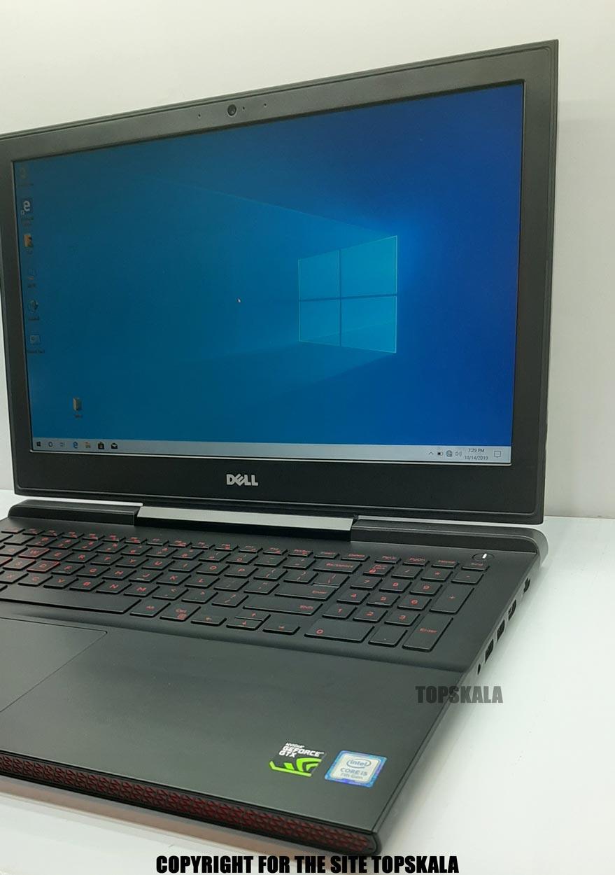 لپ تاپ استوک دل مدل Dell inspiron 15 7000 با مشخصات i5-7th-16GB-256GB-SSD-6GB-nVidia-GTX-1060laptop-stock-dell-model-inspiron-15-7000-i5-7300HQ-16GB-256GB-SSD-6GB-nVidia-GTX-1060