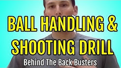 Ball Handling and Shooting-Basketball Training Drills Skills Tips and Workouts For Free