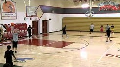 Effective Shooting Drills for Youth Basketball Practices - 7 Point Drill