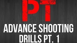 Advance Basketball Shooting Drills Pt. 1  3-Straight Drill and Game Shots Drills-Pro Training