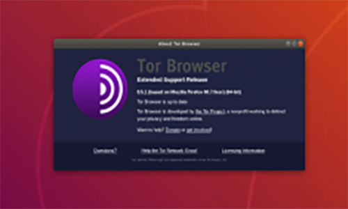 Tor Browser on Linux