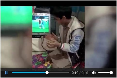 ویدئوی تاثیرگذار فرهاد برای هوادارِ خاص
