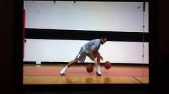 Huffman Basketball Drills for Kids - Basketball Warmup