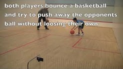 Youth Basketball Drills- Take away Basketball Youth Basketball Plays Teach Basketball