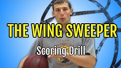 Youth Basketball Drills For Kids - Wing Sweeper