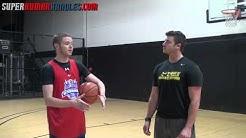 Basketball Dribbling Workout The Professor Q  A - Streetball vs Regular Basketball