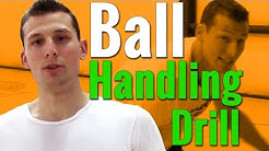 Basketball Ball Handling Drills For Beginners and Kids