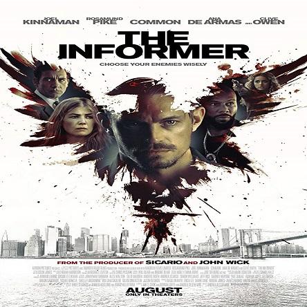 فیلم خبرچین - The Informer 2019