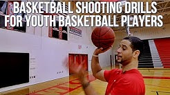 How To - Basketball Shooting Drills For Youth!