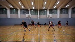 Top 7 Basketball Drills - Youth Training Entire Set Up