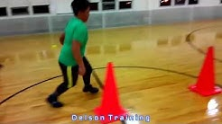 BEST 30 Minutes Basketball Kids Training!!! DelsonTraining