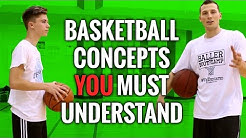 3 Important Basketball Drills For Kids - How to move without the ball