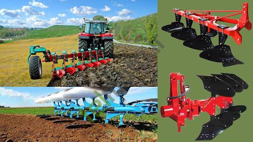 طراحی گاوآهن در نرم افزار سالیدورک | دانلود پروژه دانشجویی ماشین آلات کشاورزی | تلماتو