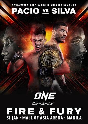 دانلود مسابقات وان سی |  ONE Championship : Fire & Fury+تک مبارزه