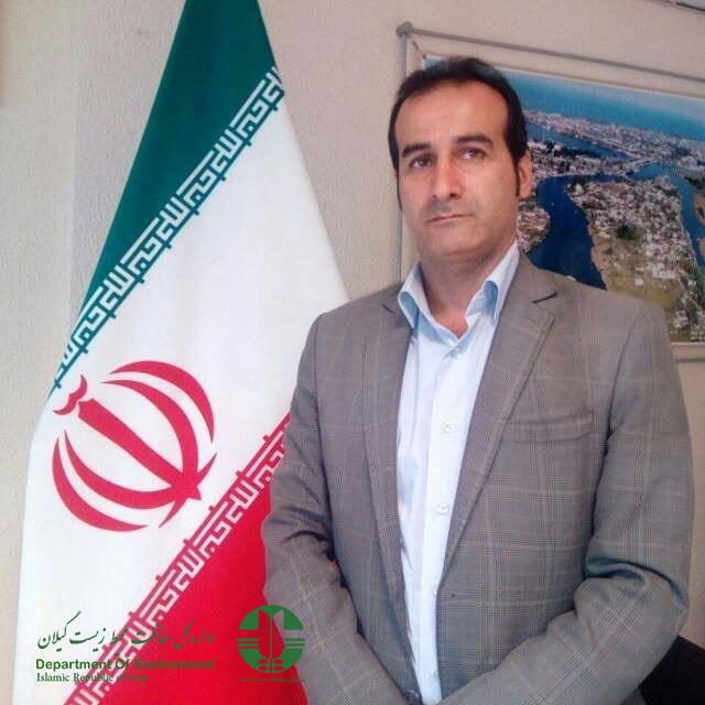 نامه به رئیس کل دادگستری استان گیلان در ارتباط بافروش یک دستگاه شناور کاتاماران به محیط زیست گیلان در سال ۱۳۸۷