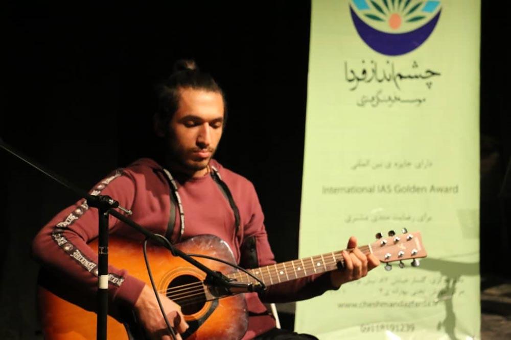 اجرای دستاوردهای هنرجویان آموزشگاه موسیقی « چشم انداز فردا » در رشت