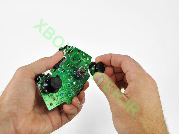 آموزش باز کردن و جداسازی XBOX 360 Controller 17