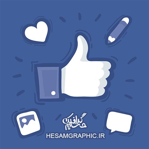 دانلود آیکون های فیسبوک