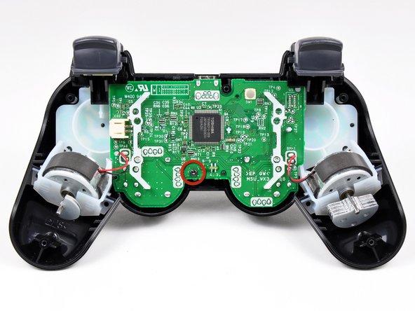 آموزش باز کردن PS3 DUALSHOCK3 Controller 10