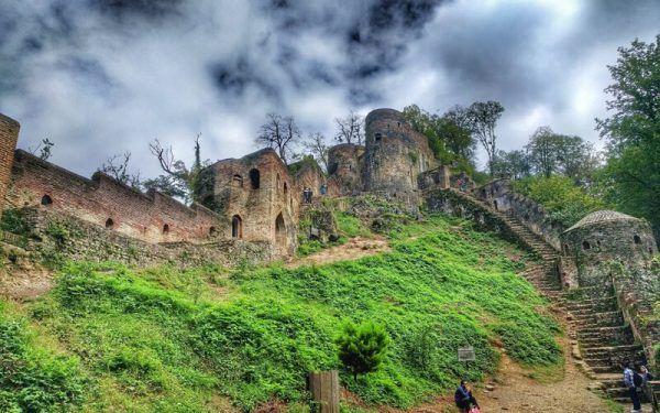 تا اطلاع ثانوی رفتن به قلعه رودخان ممنوع اعلام شد
