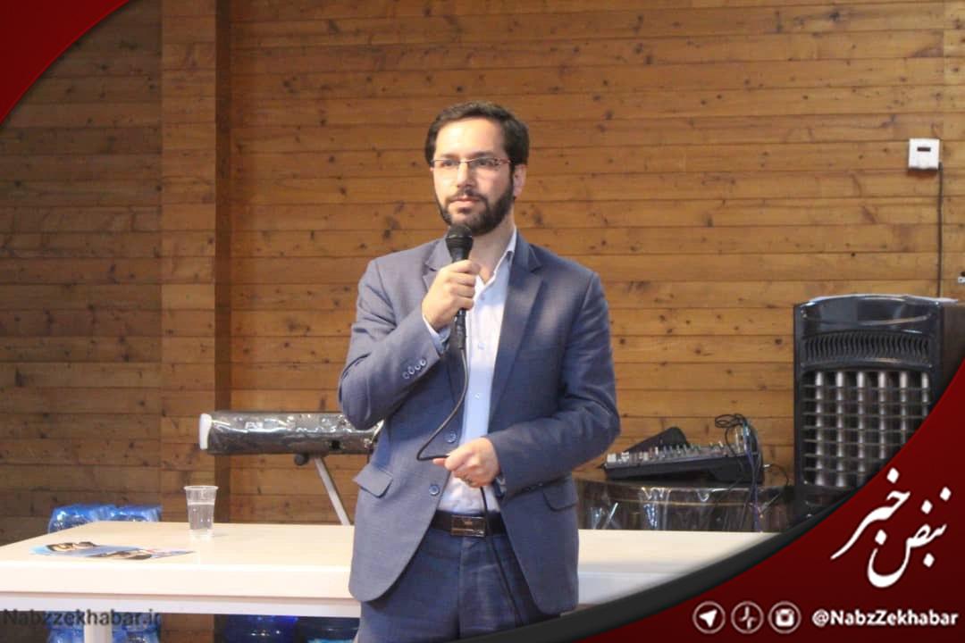 همایش جوانان دهه شصتی و هفتاد با حضور دکتر مجید دل آور
