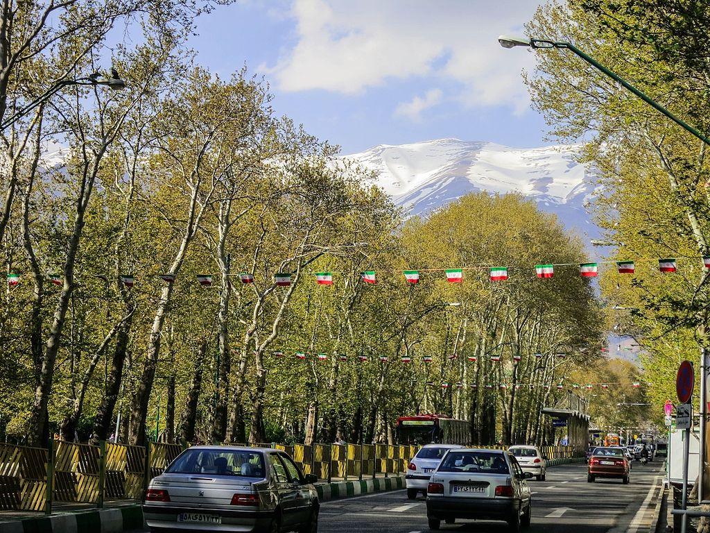 تهران و تهران گردی
