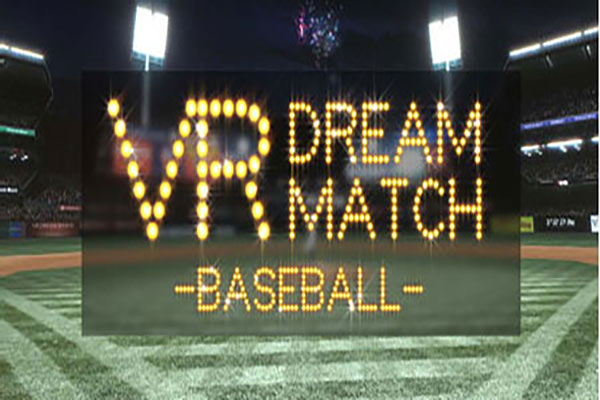 دانلود بازی VR DREAM MATCH BASEBALL