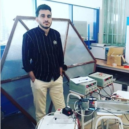 مخترع جوان آستارایی موفق به ثبت اختراع دستگاه آب ساز شد