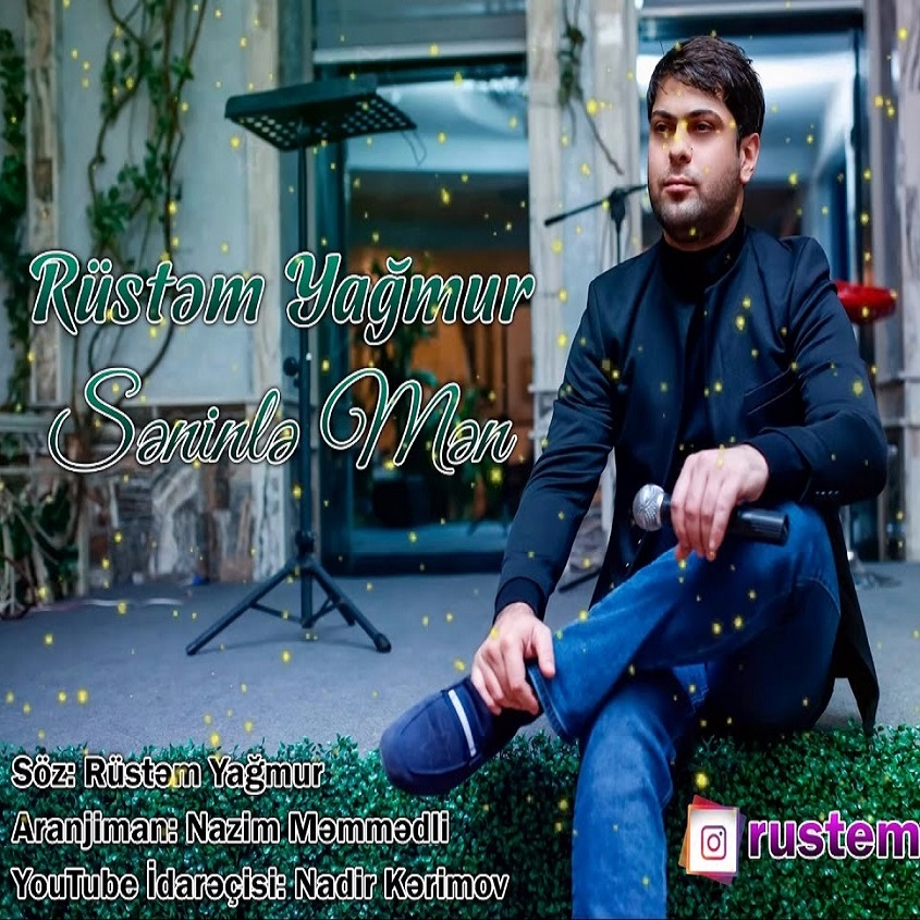 Rustem Yagmur - Seninle Men (320 kbps) [2020] Single Direct Link