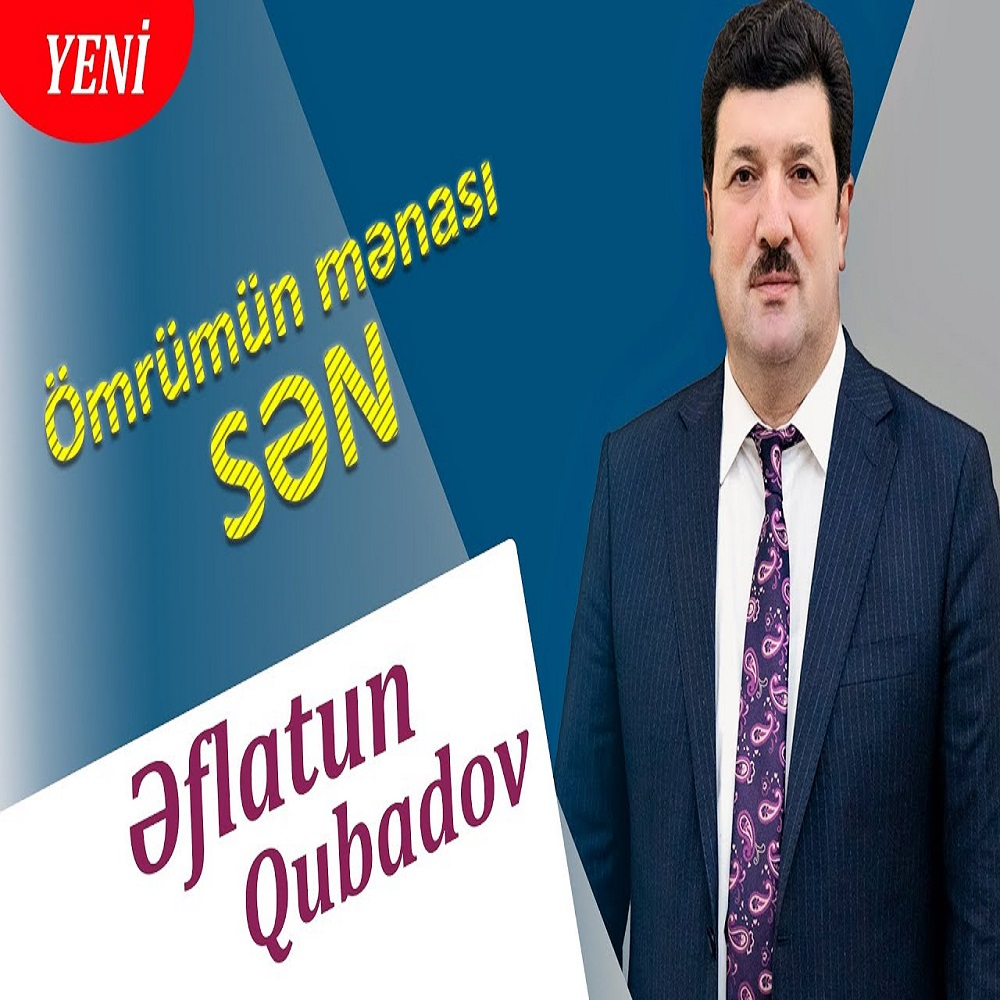 Eflatun Qubadov - Omrumun Menasi Sen (320 kbps) [2020] Single Direct Link