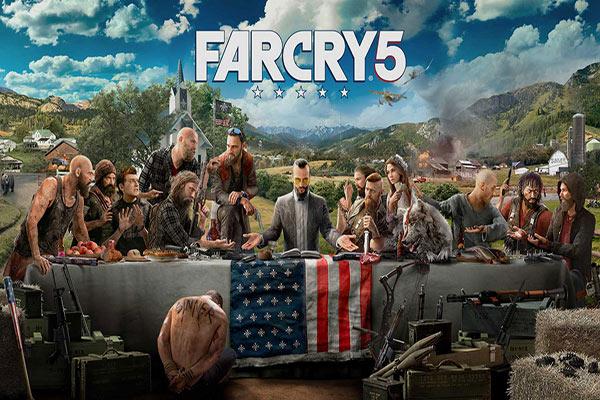 معرفی بازی Far Cry 5