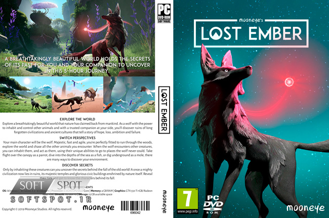 Lost Ember Cover