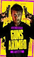 تصویر : دانلود فیلم Guns Akimbo 2019 اسلحه های آکیمبو