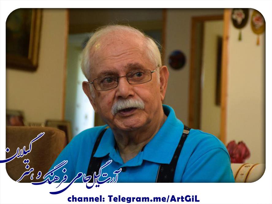 تکذیب فوت استاد ناصر مسعودی