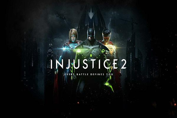 معرفی بازی Injustice 2