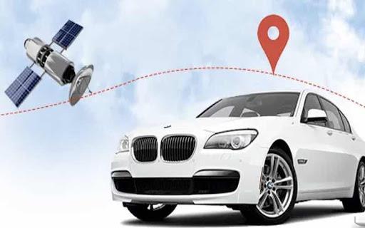 ردیابی خودرو با استفاده از جی پی اس ماهواره ای