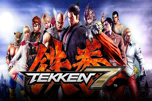 Tekken7 Game HD Pictures