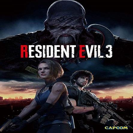 بازی رزیدنت ایول ۳ - Resident Evil 3 Remake