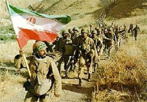 مدافعان ایران-رزمندگان در جبهه جنگ هشت ساله