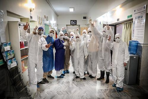 مدافعان ایران-مدافعان نظام سلامت
