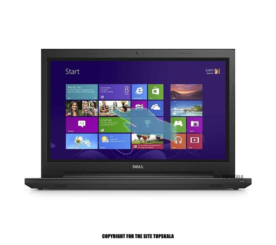 لپ تاپ استوک دل مدل inspiron 3543 با مشخصات i3-8GB-1TB-2GB-intel-HDlaptop-stock-dell-model-inspiron-3543