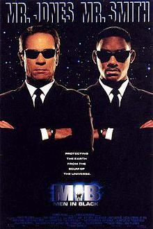 فیلم سینمایی مردان سیاه پوش