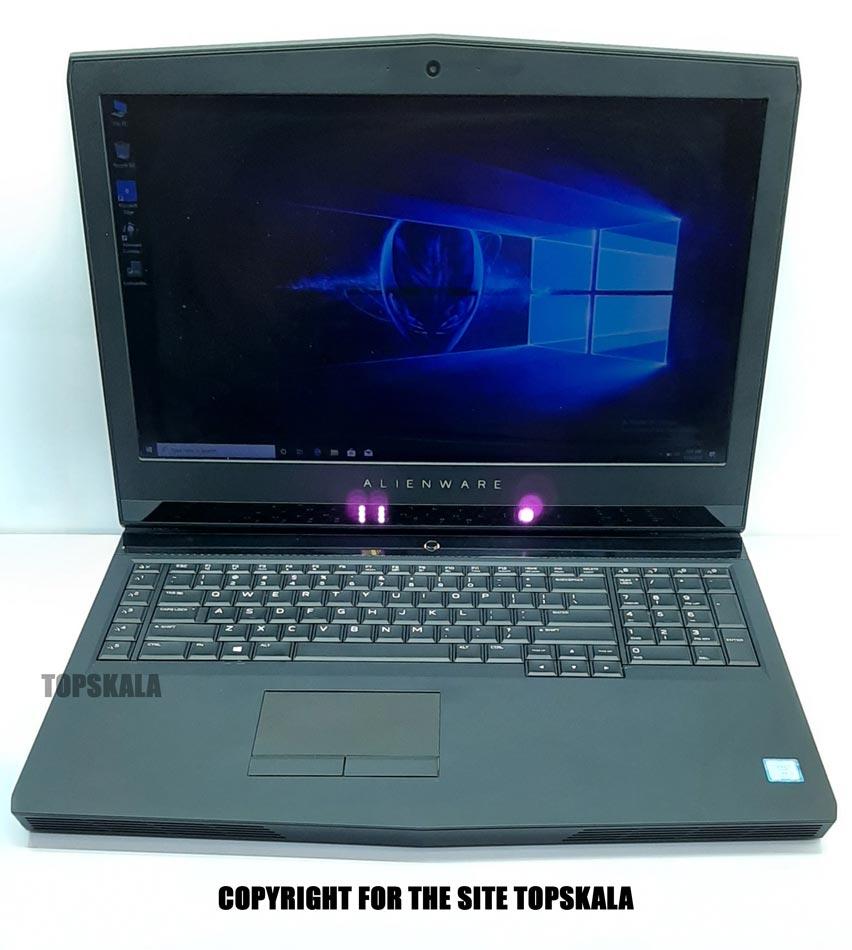 لپ تاپ استوک دل مدل Dell ALIENWARE 17 R4 با مشخصات i7-8gen-32GB-256GB-SSD-1TB-HDD-8GB-nvidia-GTX-1080laptop-stock-dell-model-ALIENWARE-17-R4