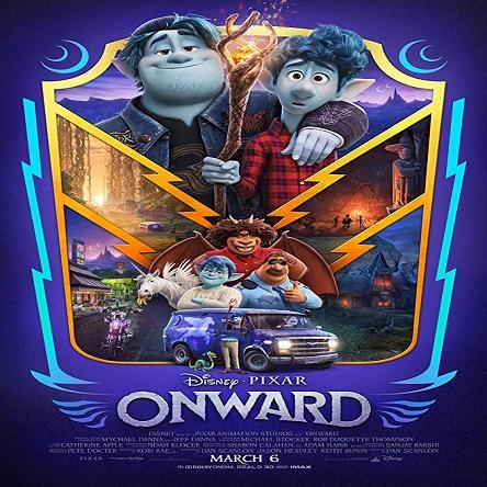 انیمیشن به پیش - Onward 2020