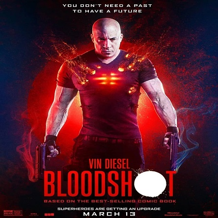 فیلم بلادشات - Bloodshot 2020