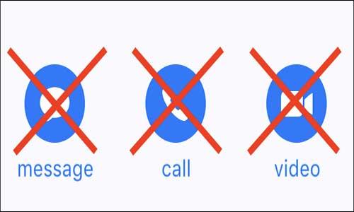 Block Phone