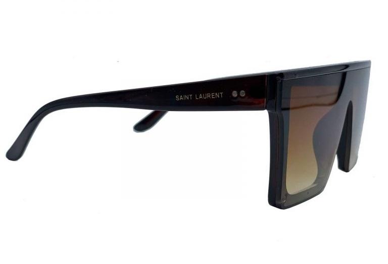 قیمت عینک آفتابی وای اسل  قهوه ای فلت