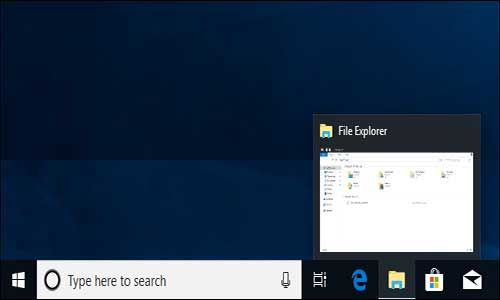 Customize the Taskbar