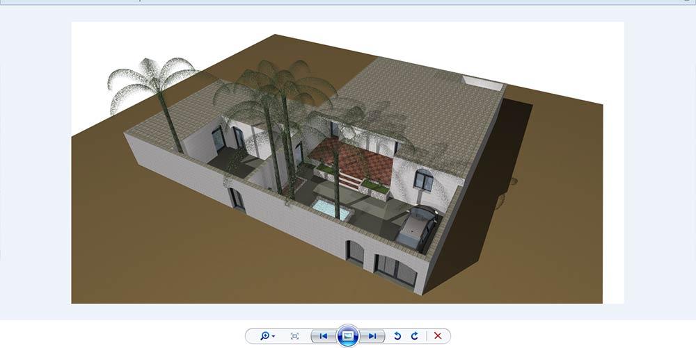 پروژه معماری روستا